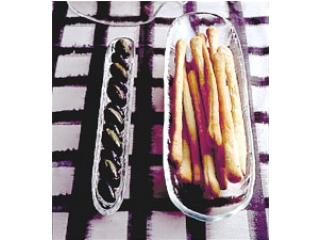 """Platou """"Kerala"""", Bread, 43*12 cm, 1 buc."""
