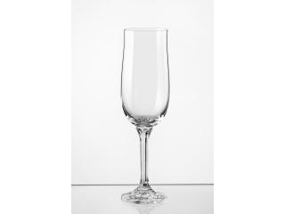 "Set pocale pentru sampanie ""Diana"" 180 ml, 6 buc."