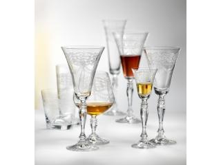 "Set pocale pentru sampanie ""Victoria"" 180 ml, 6 buc"