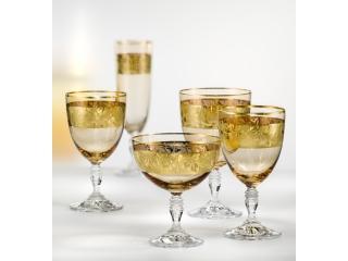 """Set pocale pentru vin alb """"Gloria"""" 200 ml, 6 buc"""
