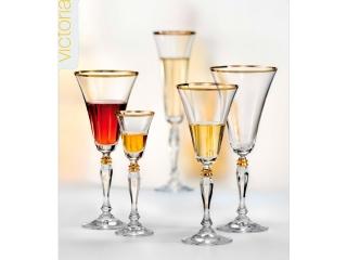 """Set pocale pentru vin rosu """"Victoria"""" 230 ml, 6 buc"""