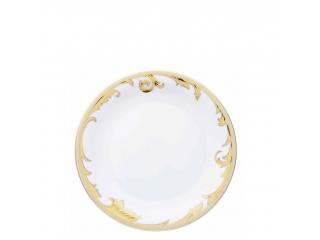 """Farfurie """"Arabesque gold"""" 22 cm, 1 buc."""