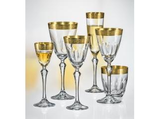 "Set pahare pentru whisky ""Elisabeth"" 300 ml, 6 buc"