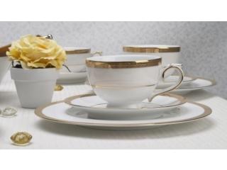 """Set de ceai """"Latina Gold"""", 17 piese"""