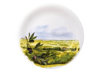 "Set farfurii de desert ""Umbria"" 20 cm , 6 buc"