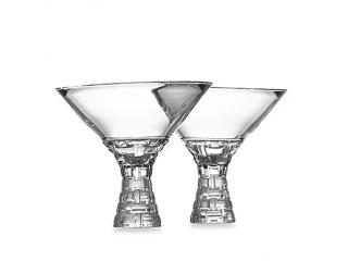 """Set pahare p/u martini """"Bossa Nova"""", 2 buc."""