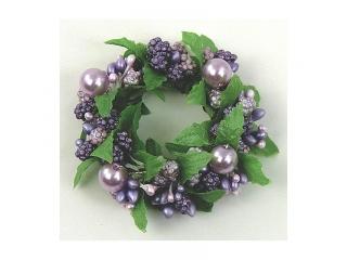 "Coronita ""Berry pearl"" (S) D9cm Lilac, 1 buc"