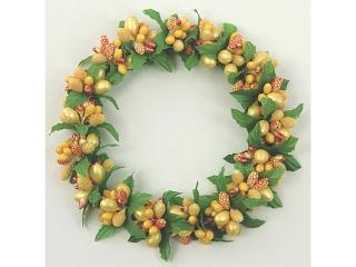 "Coronita ""Berry"" (XL) D13cm Yellow, 1 buc"