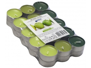 Set luminari parfumate gr.apple, 30 pcs