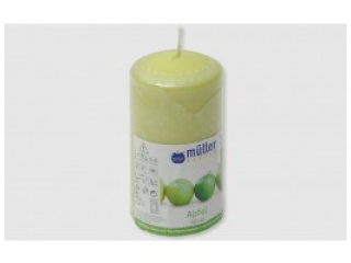 "Luminare parfumata ""Green Apple"" 110/55 mm, 1 buc"