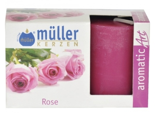 Set luminari parfumate Eng. Rose, 2 pcs.