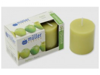 Set luminari parfumate Gr. Apple, 2 pcs.