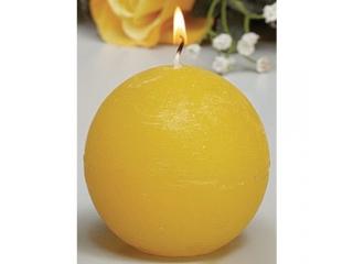 """Luminare-bol """"Polar"""" Yellow 86 mm, 1 buc"""