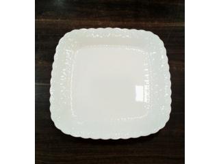"""Silky White"" Platou 28 cm, 1 buc"
