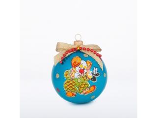 "Glob in cutie ""Kloun"" D8cm, 1 buc"