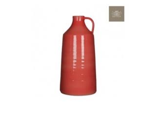 """Vaza """"Alain Bottle"""" Salmon H40cm, D19cm, 1 buc"""