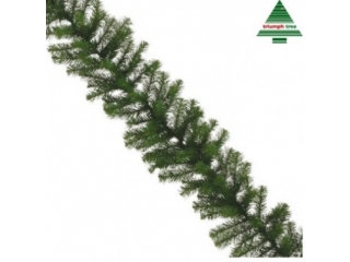"Ghirlanda ""Colorado"" Green Tips 210, L270cm, D35cm, 1 buc"