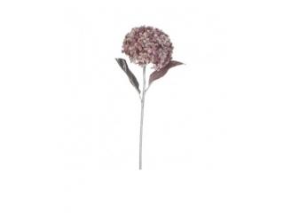 "Floare artificiala ""HYDRANGEA"" H76 PINK, 1 buc."