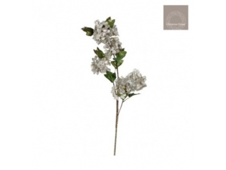 """Floare artificiala """"Hydrangea"""" - H100cm, White1 buc."""