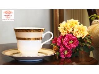 "Set ceai ""Ellada"", 6/29 piese"