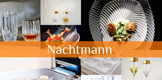 Nachtmann  combină cea mai bună tradiție germană