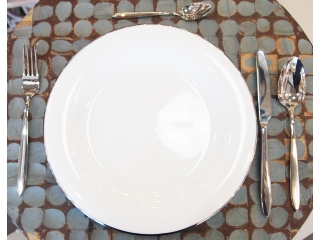"""""""Opus Platinum"""" Platou pentru salata, 1 buc."""