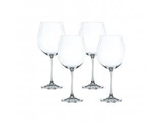 """Vivendi"" Set pocale p/u vin rosu, 897 ml, 4 buc"