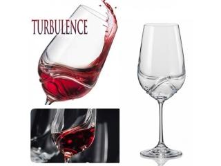 """Set pocale pentru vin """"Turbulence"""" 550 ml, 2 pcs."""