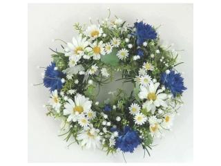 "Coronita ""Daisy"" D29cm Blue, 1 buc"