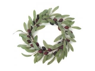 "Coronita ""Olive"" D16cm Green, 1 buc"