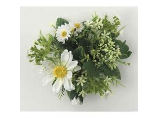 "Coronita ""Daisy"" mix D15cm, White, 1 buc"