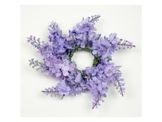 """Coronita """"Lavendel"""" (S) D11cm, Lilac, 1 buc."""
