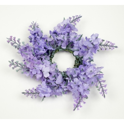 "Coronita ""Lavendel"" (S) D11cm, Lilac, 1 buc., Coronite  artificiale,"