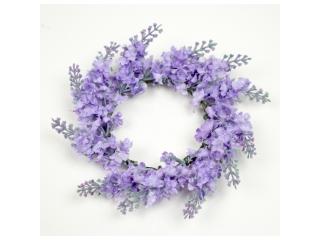"""Coronita """"Lavendel"""" (L) D15cm, Lilac, 1 buc."""