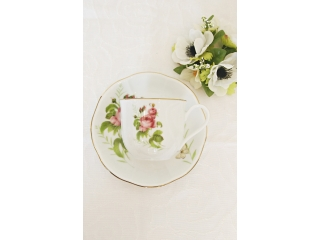 "Rose & Butterfly"" Set ceai, 12 piese"