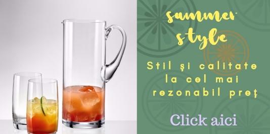 Cristal, Bohemia Design ce îmbină tradiționalul cu modernul!