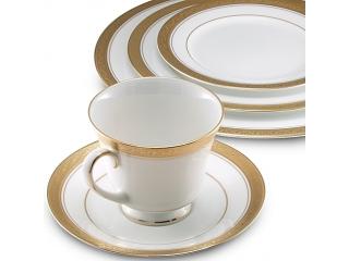 """""""Latina Gold"""" Set de ceai, 12 piese"""