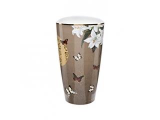 "Vaza ""Lillies grey"", 24 cm, 1 buc"