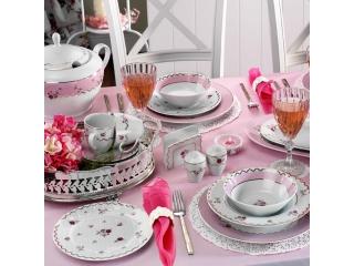 """""""Leonberg"""" Set de masa,  Pink 83 pcs."""