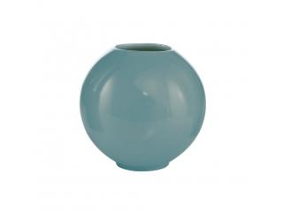 """Vaza """"Ball"""" Turquoise, 10 cm, 1 buc"""