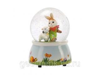 "Figurina ""Dream Ball Rabbit with Lamb"", 15 cm, 1 buc"