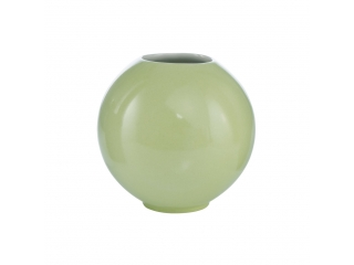 "Vaza ""Ball"" Green, 10 cm, 1 buc"