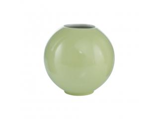 "Vaza ""Ball"" Green, 10 cm, 1 buc"