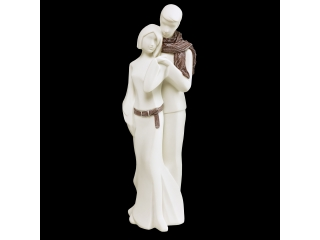 "Figurina ""With you braun"" 34,5 cm, 1 buc"