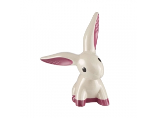 "Figurina ""Bunny pink"", 17 cm, 1 buc"