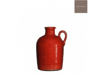 "Vaza ""Sil"" Red H20, D13cm, 1 buc"