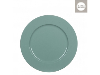 "Platou decorativ ""Mila"" Green D33cm, 1 buc."