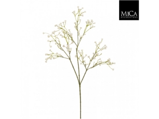 "Creanga artificiala ""Gypsophila"" Cream L60cm, 1 buc"