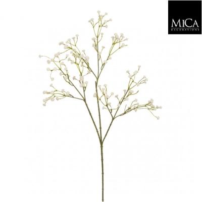 """Creanga artificiala """"Gypsophila"""" Cream L60cm, 1 buc, Flori si coronite artificiale ,"""