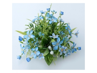 "Coronita ""Blossom"" (S) Blue/Green, 1 buc"